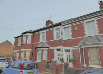 Thumbnail 2 bed terraced house to rent in Sutton Road, Newport