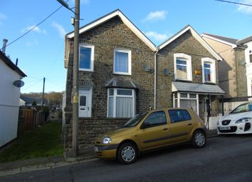 3 bed semi-detached house for sale in Fox Street, Mountain Ash CF45