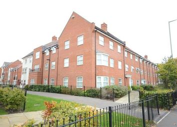 Thumbnail 2 bed flat for sale in Bellamy House, Ashville Way, Wokingham