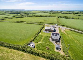 Thumbnail 3 bed detached house for sale in Launcells, Nr Bude, Cornwall