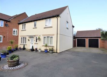Thumbnail 4 bed semi-detached house for sale in Sweetgrass Road, Weston-Super-Mare