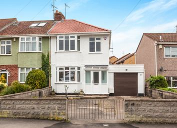 Thumbnail 3 bed end terrace house for sale in King Georges Road, Bishopsworth, Bristol