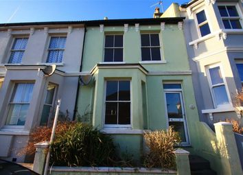 Thumbnail 2 bed terraced house for sale in Grove Road, Hastings, East Sussex