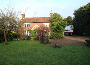 Thumbnail 4 bed cottage for sale in The Street, Brundall, Norwich