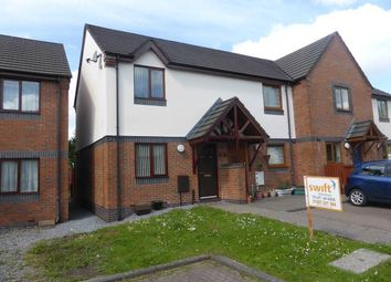 Thumbnail 2 bed property to rent in Burgess Meadows, Johnstown, Carmarthen