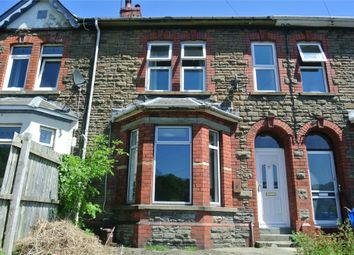 Thumbnail 3 bed terraced house for sale in Park View, Freeholdland Road, Pontnewynydd, Pontypool, Torfaen