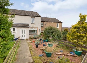 Thumbnail 2 bed terraced house for sale in Fauldburn, Edinburgh