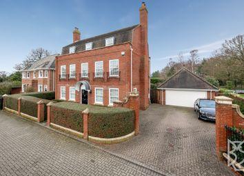 Devereux Place, Braiswick, Colchester CO4. 5 bed detached house for sale