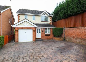 Thumbnail 3 bed detached house for sale in Cardwell Avenue, Woodhouse, Sheffield
