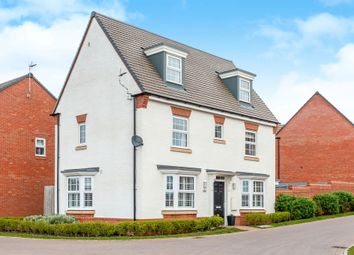 Thumbnail 4 bed detached house for sale in Winton Vale, St Marys Gate, Stafford