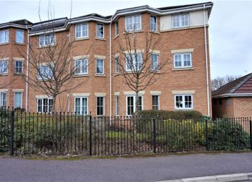 Thumbnail 2 bed flat for sale in Roundhouse Crescent, Worksop