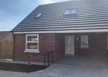 Thumbnail 3 bed semi-detached bungalow for sale in Plot 1, 18 Maple Road, Staincross, Barnsley
