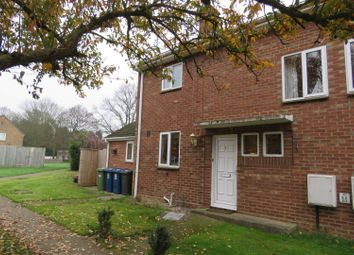 Thumbnail 2 bedroom semi-detached house for sale in Canberra Road, Upwood, Ramsey, Huntingdon
