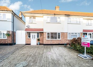 Thumbnail 3 bed end terrace house for sale in Nelson Road, Rainham