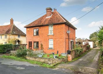 Thumbnail 2 bedroom cottage for sale in Water Lane, Bures