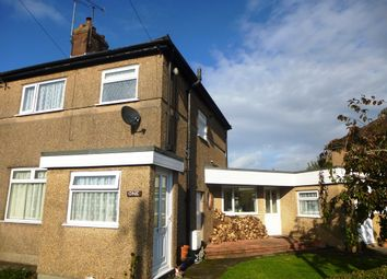 Thumbnail 4 bed semi-detached house for sale in Maple Way, Chippenham