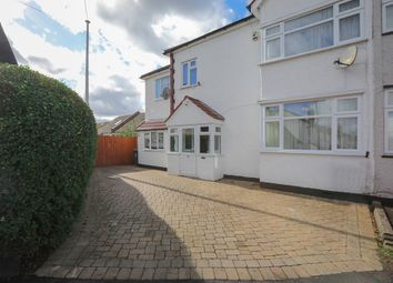 Thumbnail 4 bed semi-detached house for sale in Pretoria Crescent, London