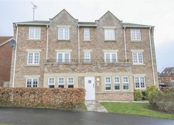 Thumbnail 2 bed flat for sale in Angel Gardens, Knaresborough, North Yorkshire