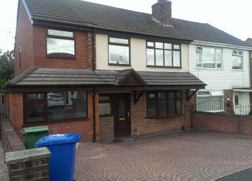 Thumbnail 5 bed shared accommodation to rent in Cliftonville Road, Woolston, Warrington