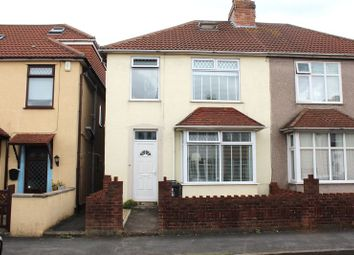 Thumbnail 4 bed semi-detached house to rent in King Street, Kingswood, Bristol