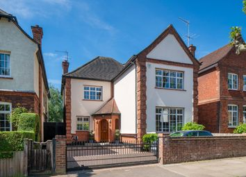 Thumbnail 5 bed detached house for sale in Ashworth Road, Maida Vale, London