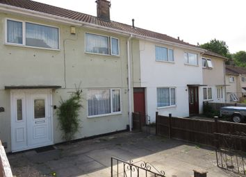 Thumbnail 3 bed town house for sale in Kinross Avenue, Thurnby Lodge, Leicester