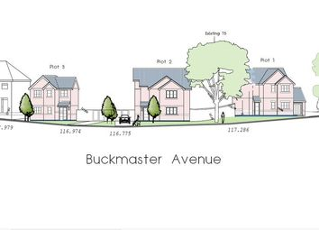Thumbnail Land for sale in The Rise, Plot 1, Buckmaster Avenue, Clayton