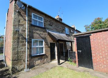 Thumbnail 1 bed end terrace house to rent in 63 Wirksworth Road, Duffield, Duffield