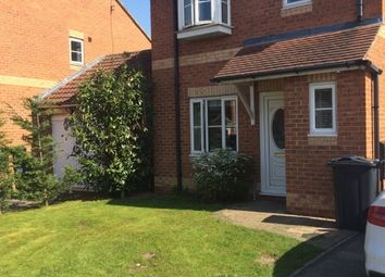 Thumbnail 3 bed detached house to rent in Darrowby Drive, Darlington