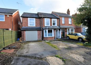Thumbnail 4 bed semi-detached house for sale in Victoria Road, Tilehurst, Reading