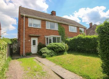 Thumbnail 3 bed semi-detached house for sale in Churchill Avenue, Market Rasen