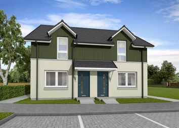 Thumbnail 2 bedroom semi-detached house for sale in Carrbridge