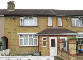 Thumbnail 3 bed terraced house for sale in Montagu Crescent, London