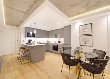 Thumbnail 1 bedroom flat for sale in Red Lion Court, Reardon Path, London