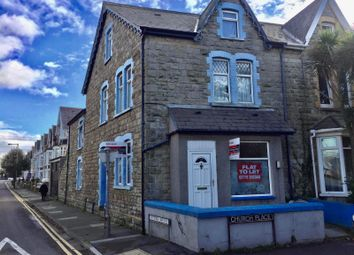 Thumbnail 2 bed flat to rent in Church Place, Porthcawl