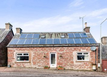 Thumbnail 4 bed terraced house for sale in North Street, Burrelton, Blairgowrie