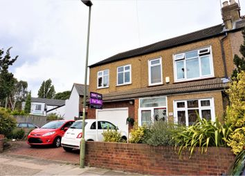 Thumbnail 4 bed end terrace house for sale in Brunswick Avenue, London