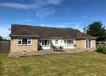 Thumbnail 4 bed detached bungalow for sale in Whelford, Fairford