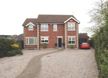 Thumbnail 4 bed detached house for sale in Urlay Nook Road, Eaglescliffe, Stockton-On-Tees