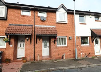 Thumbnail 1 bed town house to rent in Grasby Court, Bramley, Rotherham, South Yorkshire