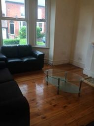 Thumbnail 6 bed end terrace house to rent in Derby Road, Fallowfield, Manchester