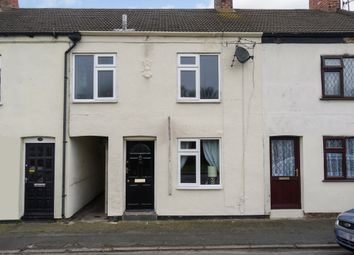 Thumbnail 2 bed terraced house to rent in Chapel Lane, Scunthorpe