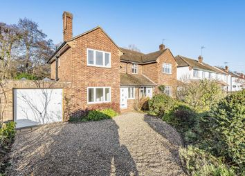 Thumbnail 3 bed semi-detached house for sale in Virginia Water, Surrey