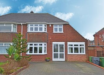 Thumbnail 3 bed semi-detached house for sale in Segbourne Road, Rubery, Birmingham