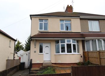 Thumbnail 3 bed semi-detached house for sale in Beryl Grove, Bristol, City Of Bristol