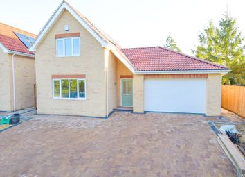 Thumbnail 4 bed detached house for sale in Low Road, Burwell, Cambridge