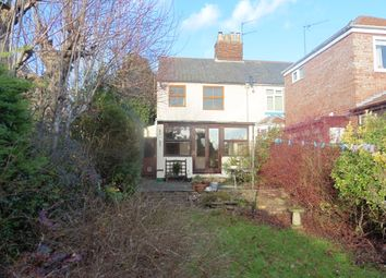 Thumbnail 2 bed semi-detached house for sale in 21 Sculthorpe Road, Fakenham