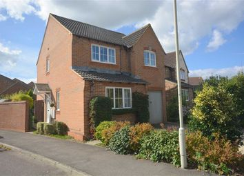 Thumbnail 3 bed detached house for sale in Arkendale Drive, Hardwicke, Gloucester