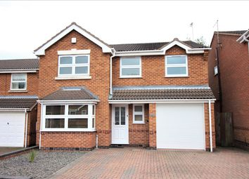 Thumbnail 5 bed detached house for sale in Hillingdon Avenue, Nuthall, Nottingham