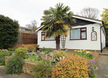 Thumbnail 2 bedroom detached bungalow for sale in Elmfield Close, Gravesend